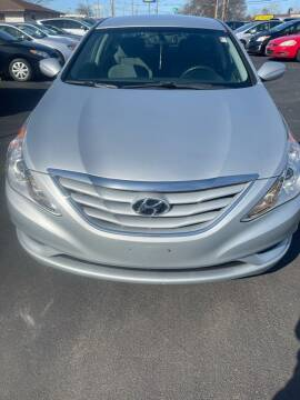 2013 Hyundai Sonata for sale at Right Choice Automotive in Rochester NY