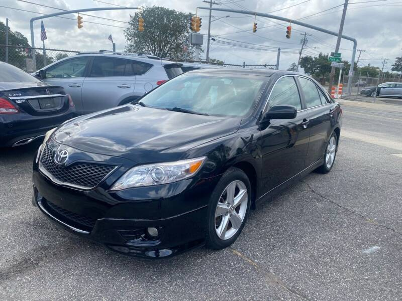 2011 Toyota Camry for sale at American Best Auto Sales in Uniondale NY
