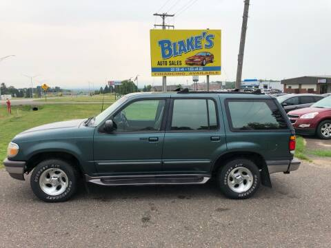 1995 Ford Explorer for sale at Blake's Auto Sales in Rice Lake WI