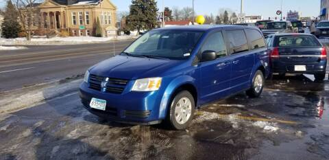 2010 Dodge Grand Caravan for sale at Tower Motors in Brainerd MN