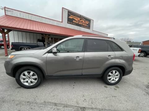 2013 Kia Sorento for sale at Ridley Auto Sales, Inc. in White Pine TN
