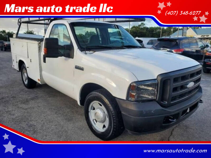 2005 Ford F-250 Super Duty for sale at Mars auto trade llc in Kissimmee FL