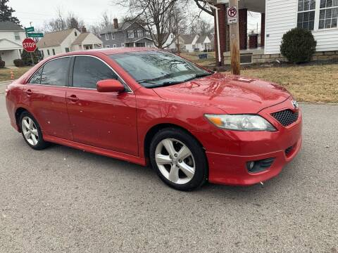 2010 Toyota Camry for sale at Via Roma Auto Sales in Columbus OH
