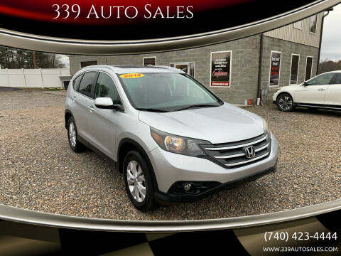 2014 Honda CR-V for sale at 339 Auto Sales in Belpre OH