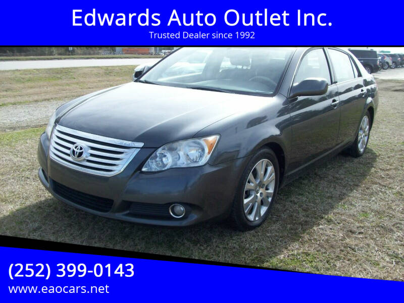 2008 Toyota Avalon for sale at Edwards Auto Outlet Inc. in Wilson NC