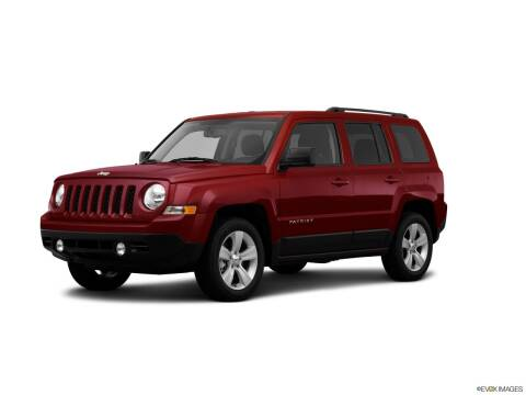 2014 Jeep Patriot for sale at Bald Hill Kia in Warwick RI