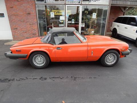1980 Triumph Spitfire for sale at AUTOWORKS OF OMAHA INC in Omaha NE