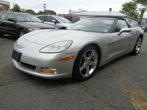 2007 Chevrolet Corvette for sale at Purcellville Motors in Purcellville VA