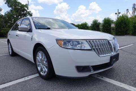 2011 Lincoln MKZ for sale at Womack Auto Sales in Statesboro GA