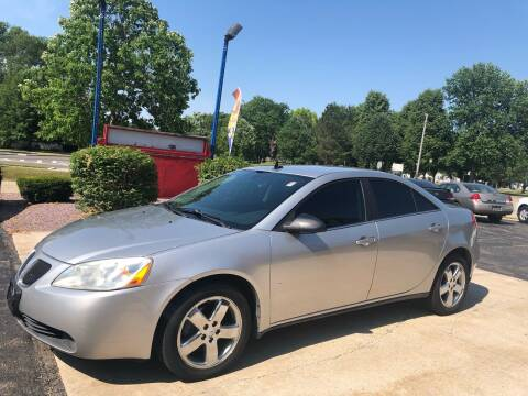 2008 Pontiac G6 for sale at TNT Motor Sales in Oregon IL