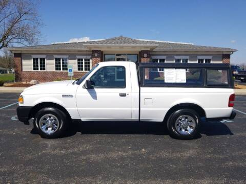 2011 Ford Ranger for sale at Pierce Automotive, Inc. in Antwerp OH