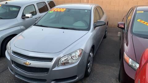 2011 Chevrolet Malibu for sale at 911 AUTO SALES LLC in Glendale AZ