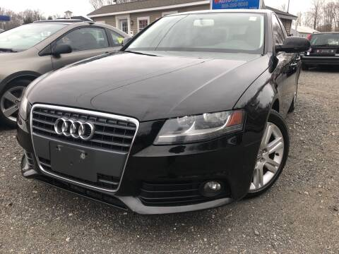 2011 Audi A4 for sale at AUTO OUTLET in Taunton MA