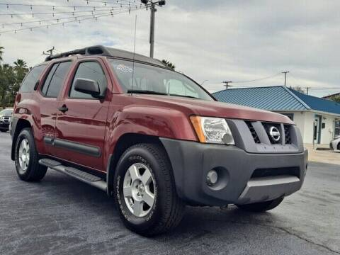 2006 Nissan Xterra for sale at Select Autos Inc in Fort Pierce FL