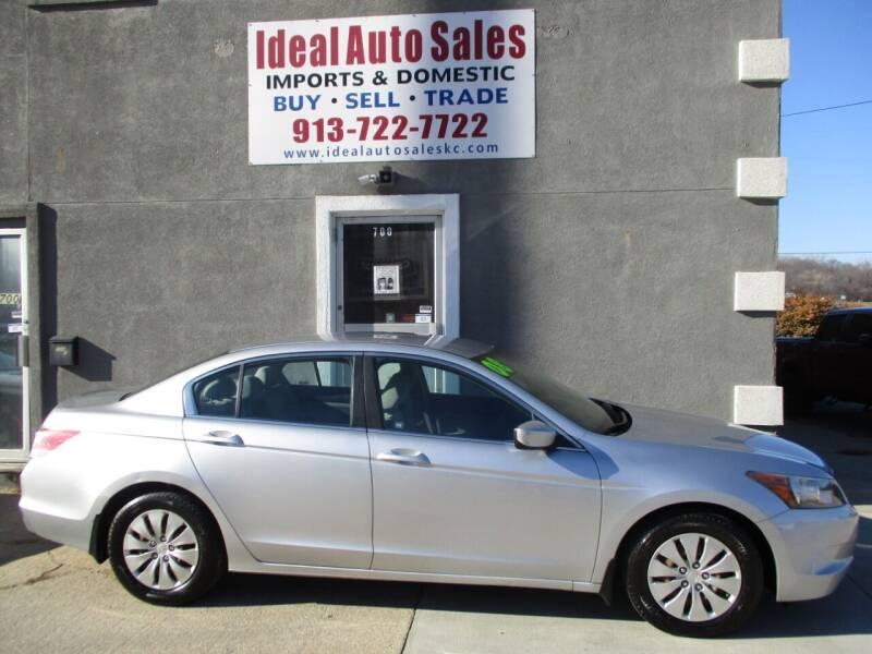 2008 Honda Accord for sale at Ideal Auto in Kansas City KS