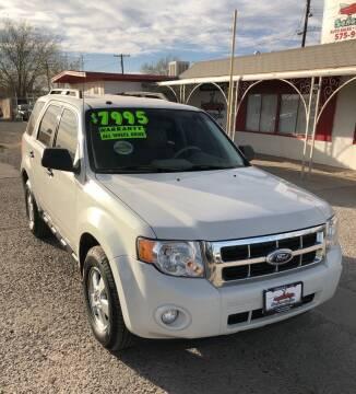 2012 Ford Escape for sale at Senor Coche Auto Sales in Las Cruces NM