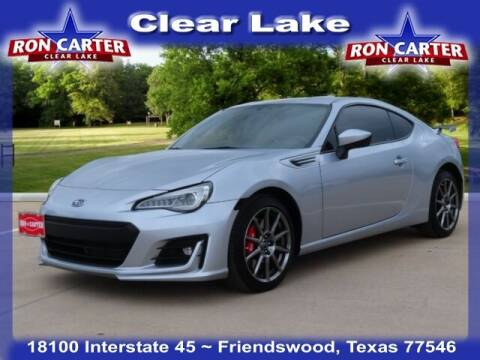 2020 Subaru BRZ for sale at Ron Carter  Clear Lake Used Cars in Houston TX