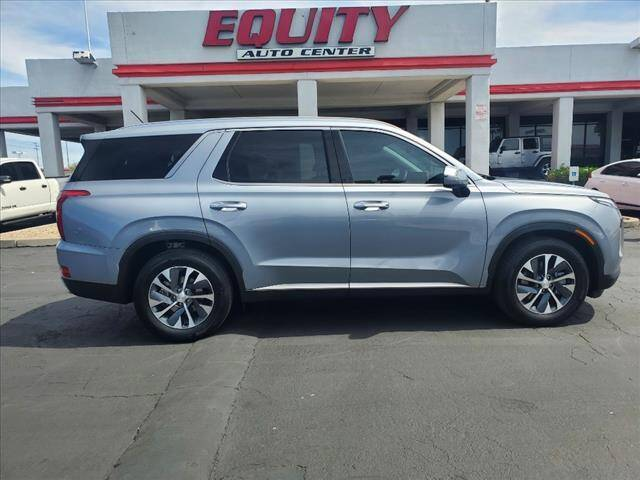 2020 Hyundai Palisade for sale at EQUITY AUTO CENTER in Phoenix AZ