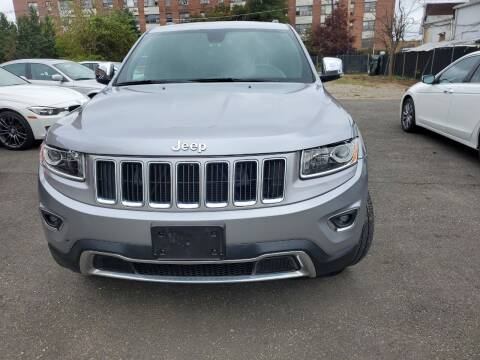 2014 Jeep Grand Cherokee for sale at OFIER AUTO SALES in Freeport NY