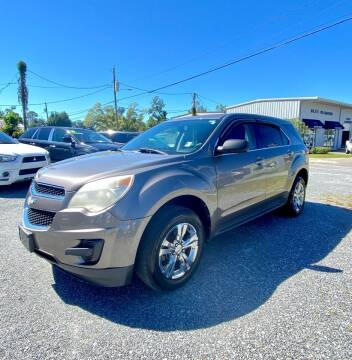 2010 Chevrolet Equinox for sale at TOMI AUTOS, LLC in Panama City FL