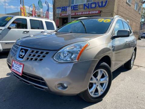 2009 Nissan Rogue for sale at Drive Now Autohaus in Cicero IL