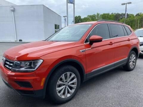 2018 Volkswagen Tiguan for sale at Southern Auto Solutions-Jim Ellis Volkswagen Atlan in Marietta GA