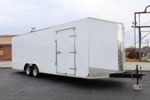 2020 Discovery 8.5X24'