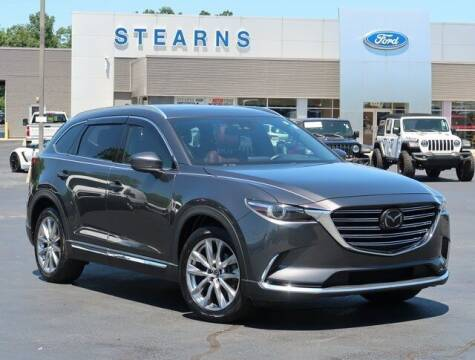 2017 Mazda CX-9 for sale at Stearns Ford in Burlington NC