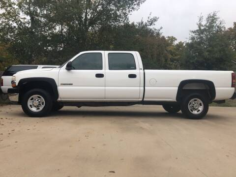 2001 Chevrolet Silverado 2500HD for sale at H3 Auto Group in Huntsville TX