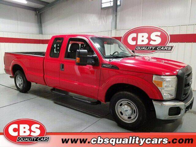 2016 Ford F-250 Super Duty for sale at CBS Quality Cars in Durham NC