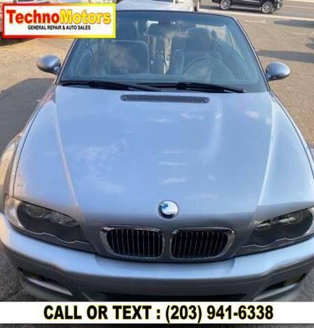 2005 BMW M3 for sale at Techno Motors in Danbury CT