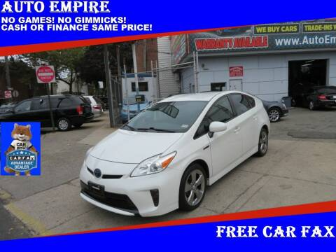 2013 Toyota Prius for sale at Auto Empire in Brooklyn NY