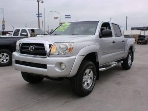 2005 Toyota Tacoma for sale at Williams Auto Mart Inc in Pacoima CA