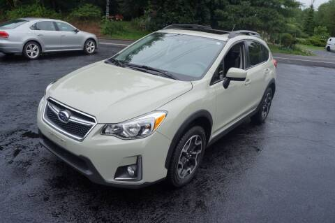 2016 Subaru Crosstrek for sale at Autos By Joseph Inc in Highland NY