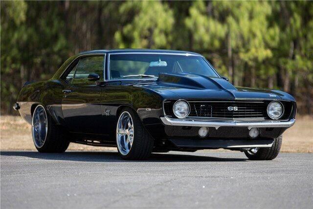 1969 Chevrolet Camaro for sale at Team One Motorcars, LLC in Marietta GA