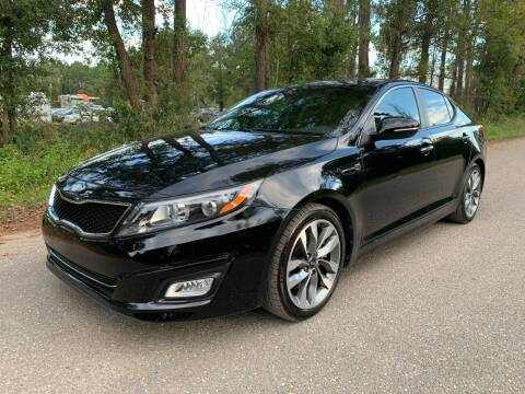2014 Kia Optima for sale at Next Autogas Auto Sales in Jacksonville FL
