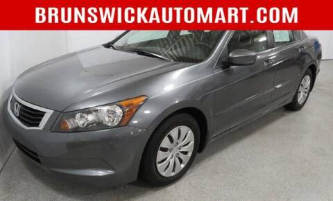2008 Honda Accord for sale at Brunswick Auto Mart in Brunswick OH
