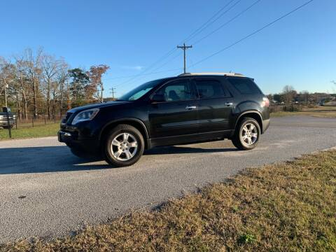 2011 GMC Acadia for sale at Madden Motors LLC in Iva SC