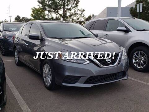 2019 Nissan Sentra for sale at EMPIRE LAKEWOOD NISSAN in Lakewood CO