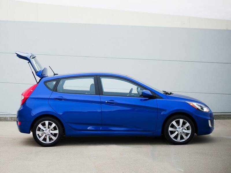 2014 Hyundai Accent for sale at Harrison Imports in Sandy UT