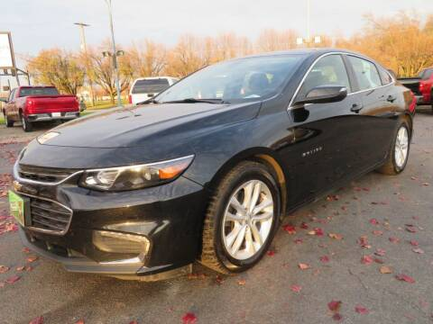 2017 Chevrolet Malibu for sale at Low Cost Cars North in Whitehall OH