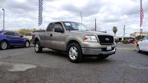 2004 Ford F-150 for sale at Westland Auto Sales in Fresno CA