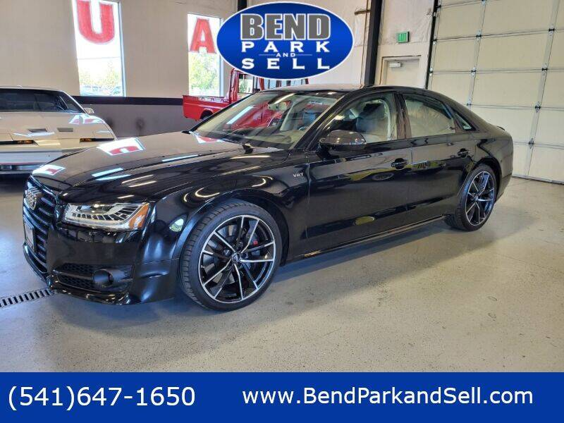 2017 Audi S8 plus for sale in Bend, OR
