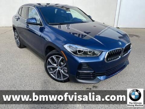 2021 BMW X2 for sale at BMW OF VISALIA in Visalia CA