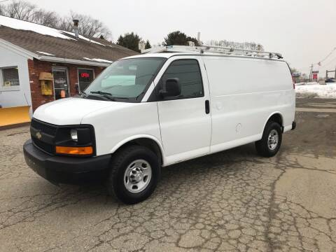 2014 Chevrolet Express Cargo for sale at J.W.P. Sales in Worcester MA