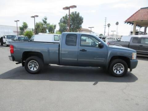 2011 Chevrolet Silverado 1500 for sale at Norco Truck Center in Norco CA