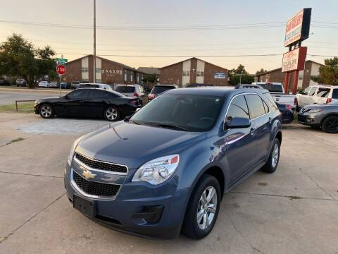 2011 Chevrolet Equinox for sale at Car Gallery in Oklahoma City OK