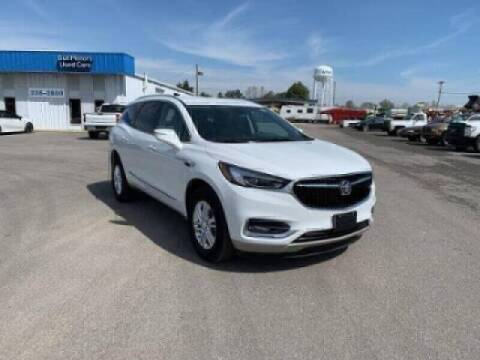 2020 Buick Enclave for sale at BULL MOTOR COMPANY in Wynne AR