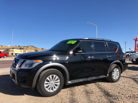 2019 Nissan Armada for sale at 1st Quality Motors LLC in Gallup NM