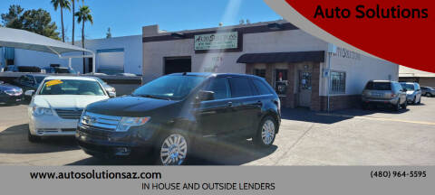 2008 Ford Edge for sale at Auto Solutions in Mesa AZ